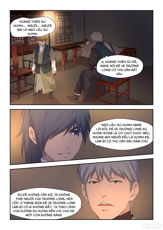 Kiếm Nghịch Thương Khung Chap 17 Upload bởi Truyentranhmoi.net