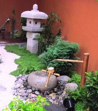 El mundo en femenino terrazas con toque oriental for Jardin oriental