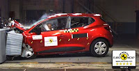 Renault Clio 5 stele EURONCAP