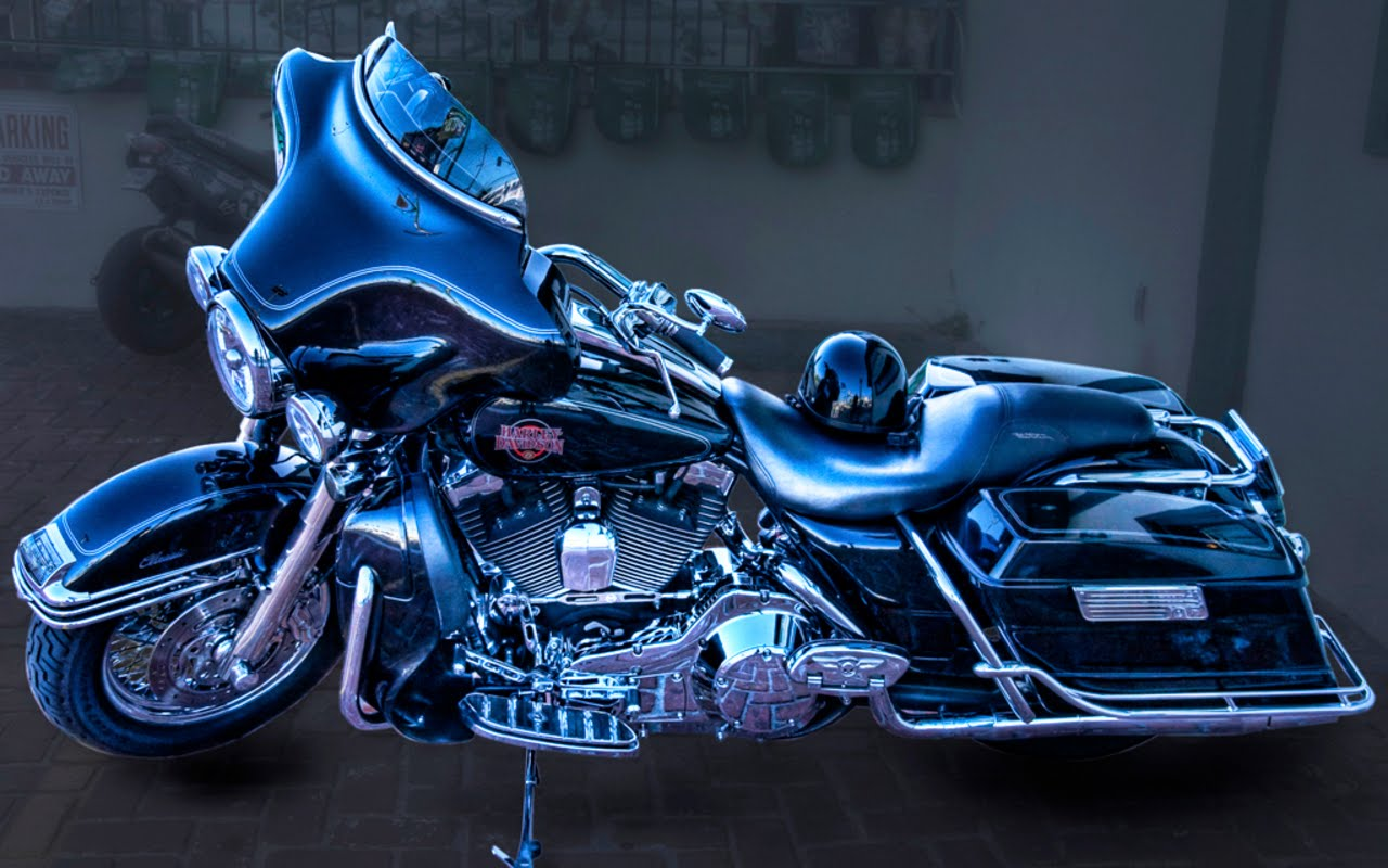 Harley Davidson Wallpapers - Techdude1987's blog