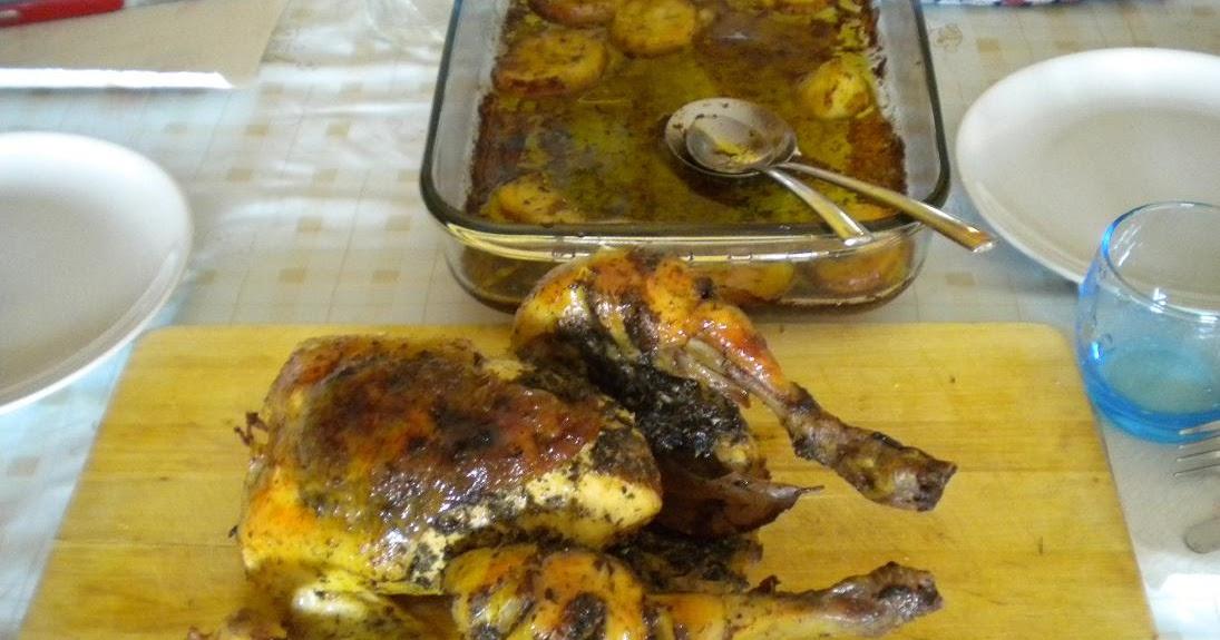La cocina m gica de manu el mejor pollo navide o al horno - El mejor horno de cocina ...