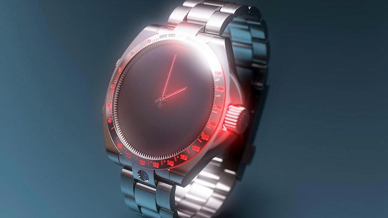 smartwatch rolex