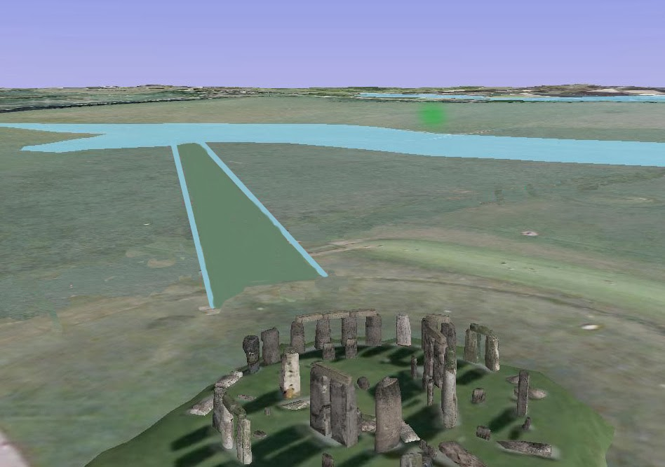 Stonehenge's Avenue - Neolithic Period