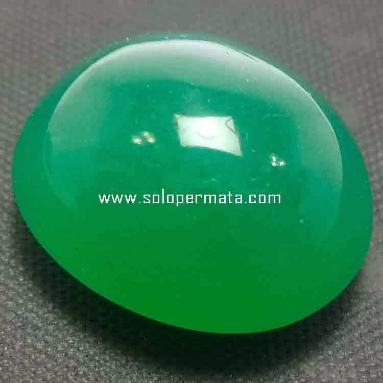 Batu Permata Bacan Doko Kristal - 20B06