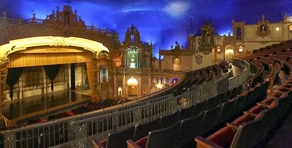Palace Theatre New York City