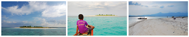 Pulau Pasirtimbul - Wisata Halmahera Utara (Wilayah Tobelo)