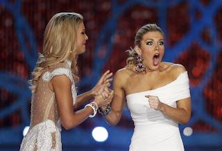 Miss America 2013 — Mallory Hytes Hagan
