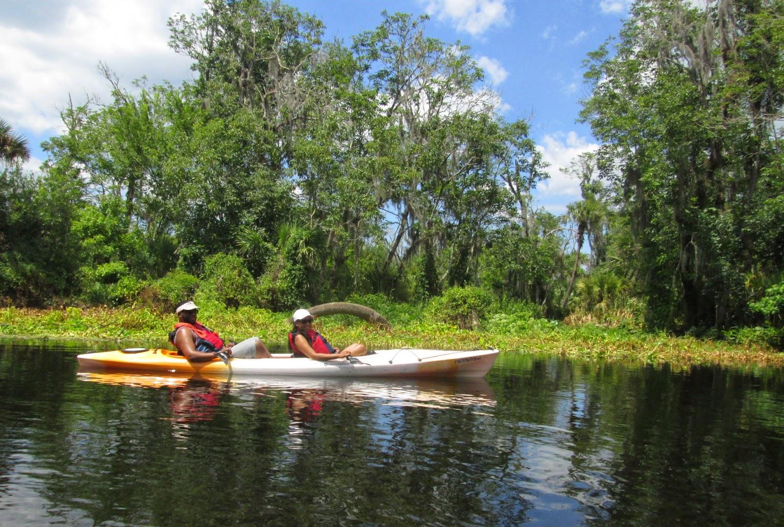 Wekiva River Monkeys The Wekiva River is a Great