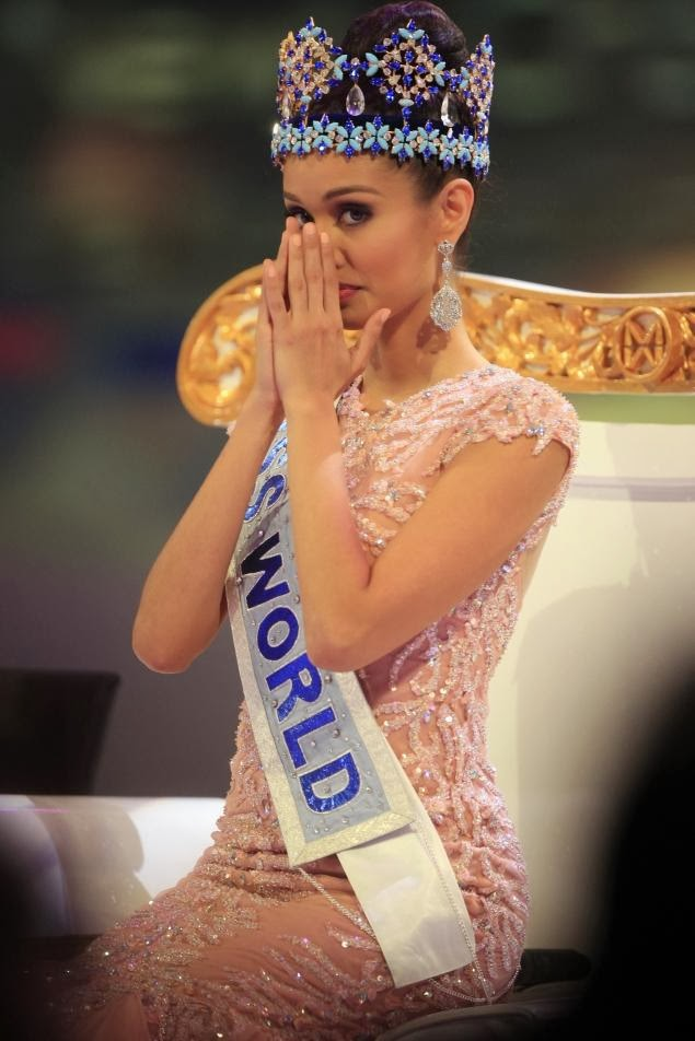 Profiles] Miss World 2013 -Miss Philippines Megan Young Biography