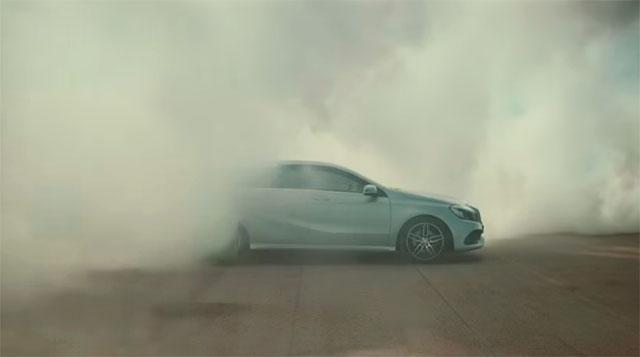 Nuevo Clase A de Mercedes -Benz