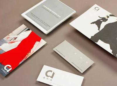 diseño de brochure fashion