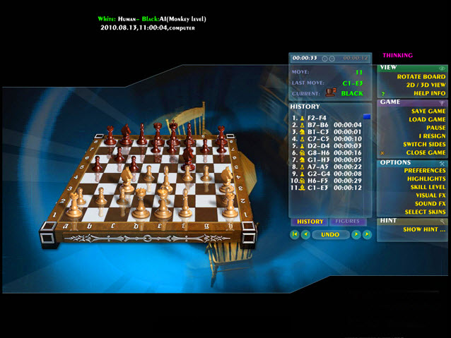 Game Catur Grand Master Chess 3 Untuk PC Full Version
