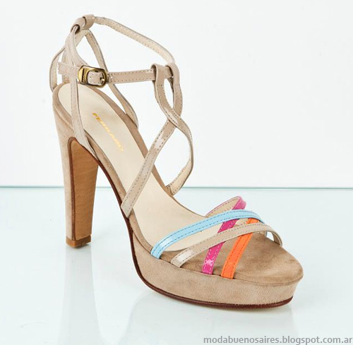 Sandalias 2013. Moda zapatos 2013.