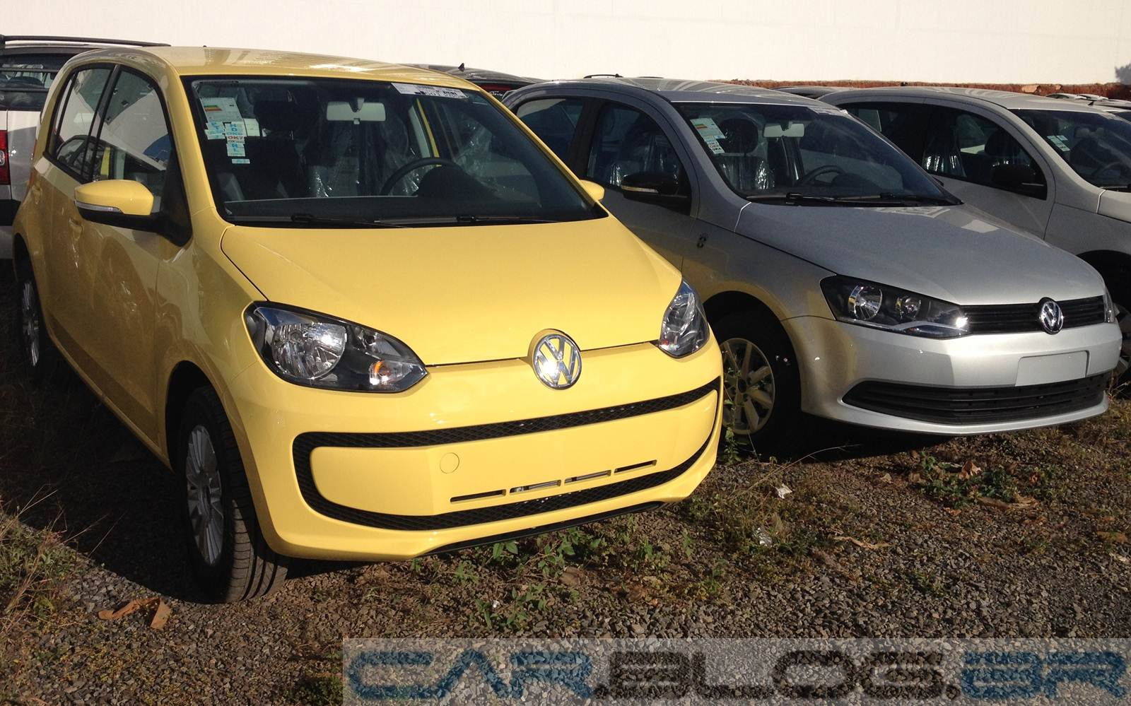 Novo Volkswagen up! 2015