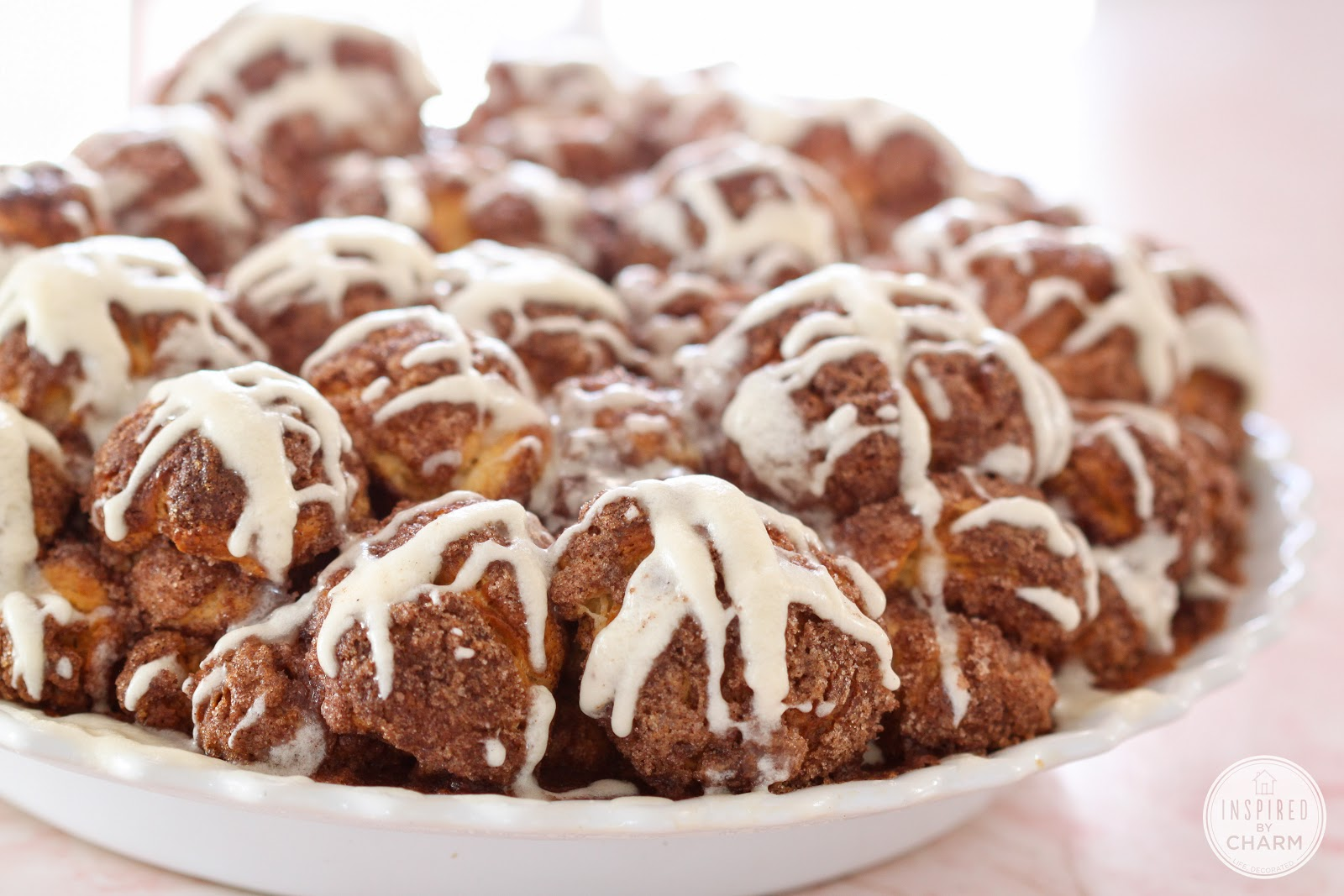 ... do you think of these Cinnamon Bun Bites? Will you be making them