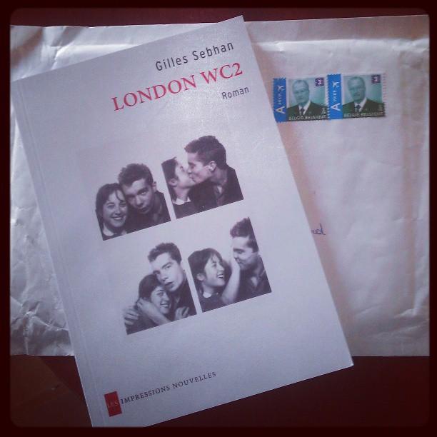 London WC2  de Gilles Sebhan