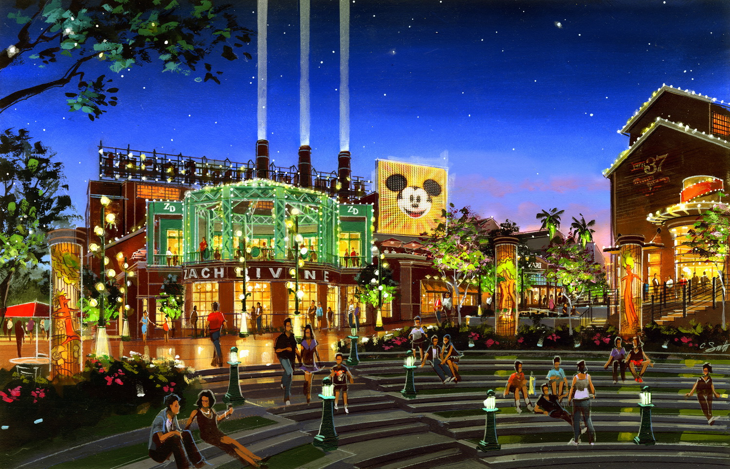 hollywood california map with Where In Walt Disney World Downtown on desertpalmshotel as well 3124241249 additionally 5 Reasons Must Visit Coastal Northern California together with Krusty Burger And Moes Tavern Now Open At Universal Studios Hollywood further Viewtopic.