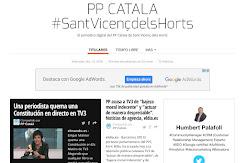 El periódico digital del PP Sant Vicnç dels Horts