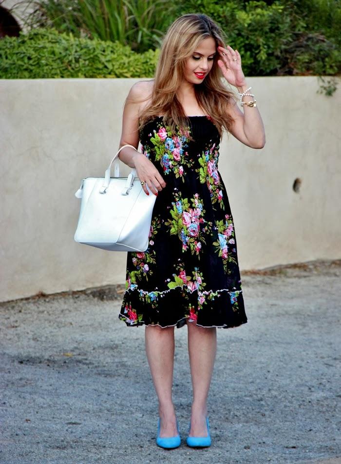 בלוג אופנה Vered'Style סטרפלס!???