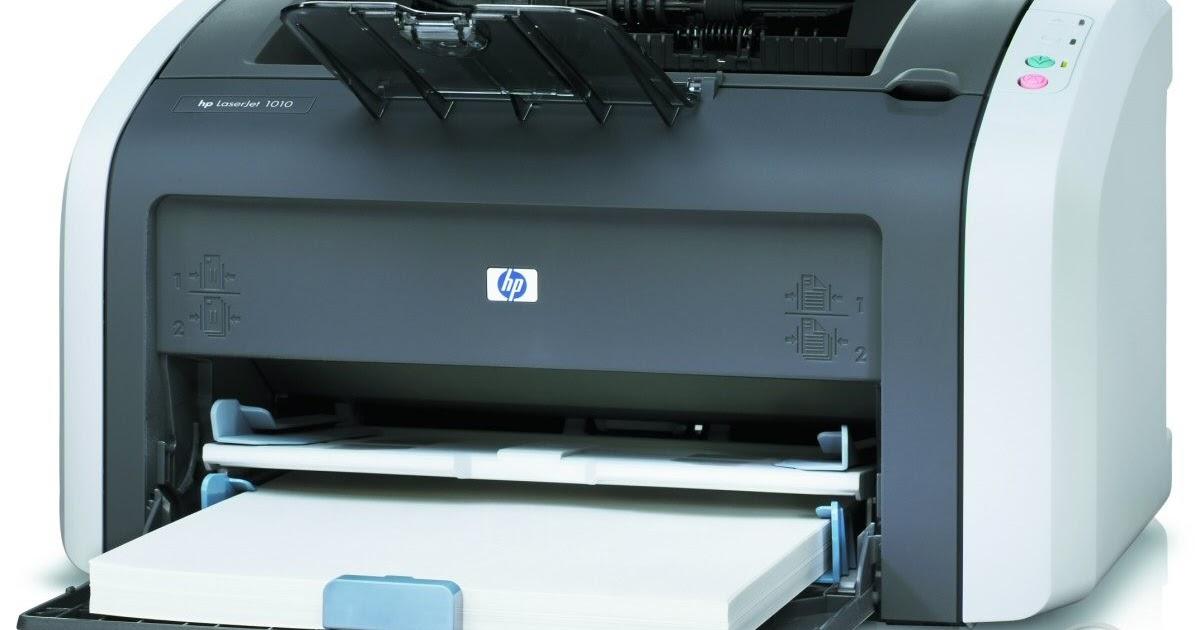 Драйвера на принтер hp lj 1010