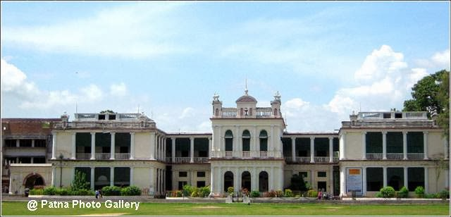 Patna College Main Building