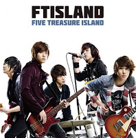 FTISLAND. Black Chocolate