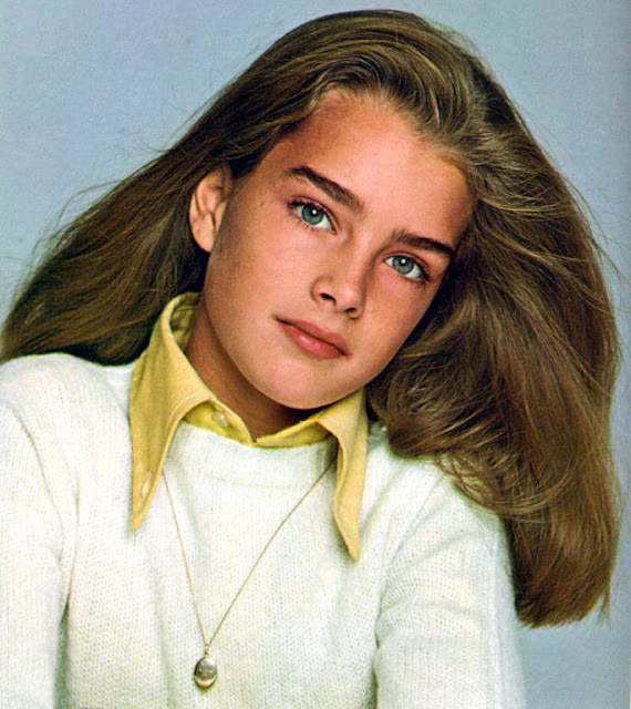 Brooke Shields Garry Gross
