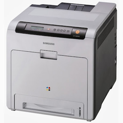 download Samsung CLP-660ND printer's driver