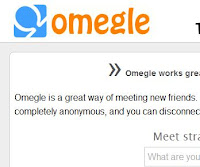 omegle chat to strangers