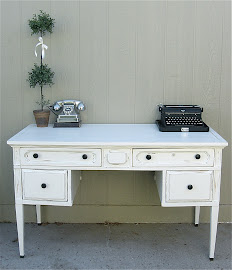 Basset Desk (SOLD)