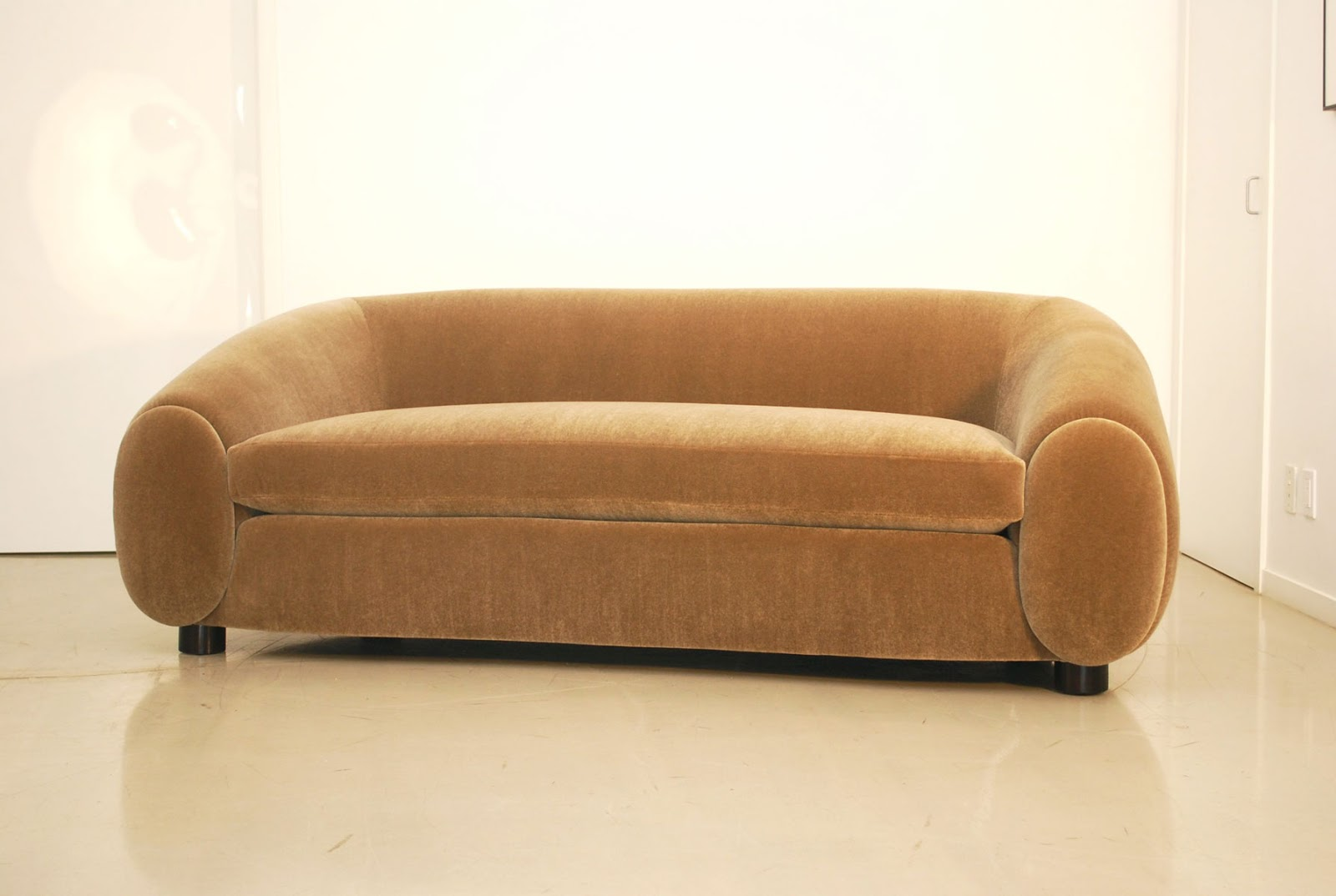 Sofa Inspired By Jean Royere