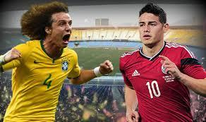 Brasil vs Colombia, Copa Amèrica 2015