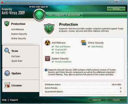 Top 5 free antivirus softwares for Windows system