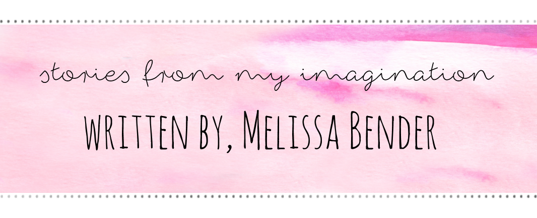 written by, Melissa Bender