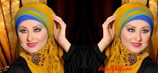 Jilbab Gaya Arab Ngetrend