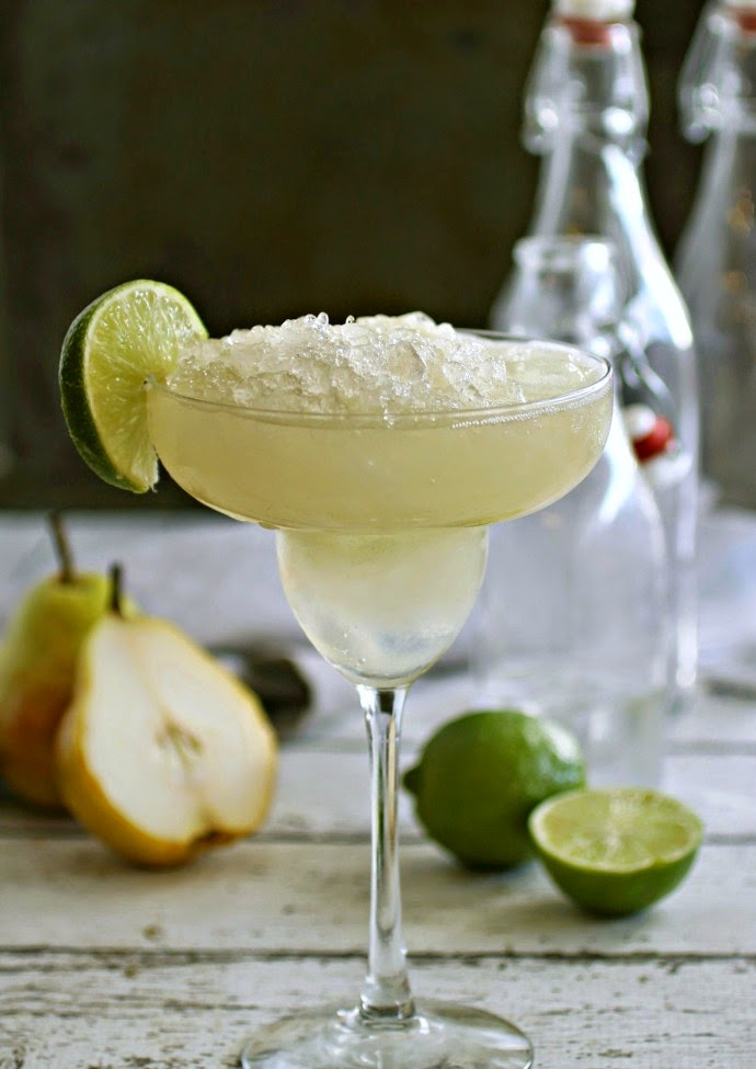 Pear Margarita
