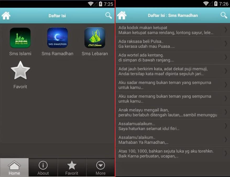 Download SMS Ucapan Ramadhan 2014 Lengkap