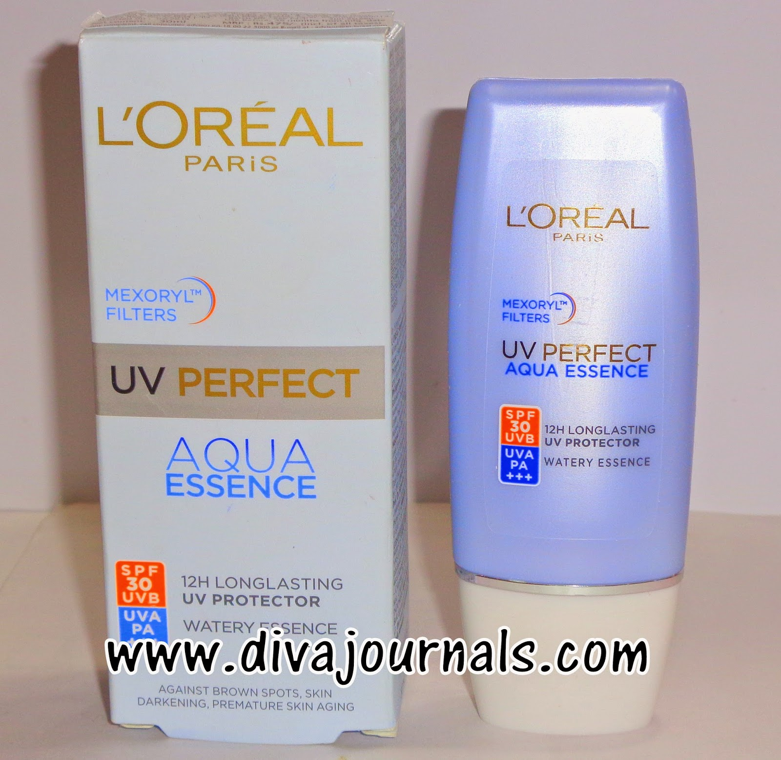 Loreal Paris UV Perfect Aqua Essence SPF 30 Sunscreen Review