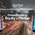 Agriya releases the cutting-edge iPhone apps of Crowdfunding Equity & Pledge