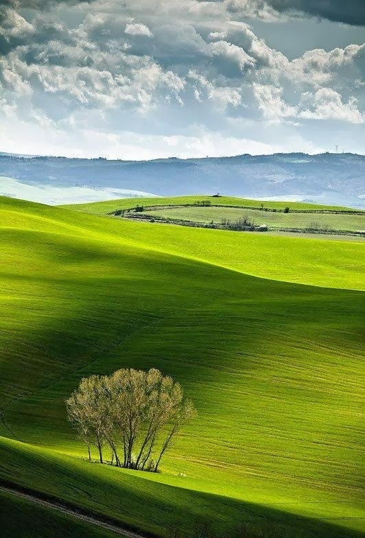 ♥ Beautiful Tuscany, Italy.