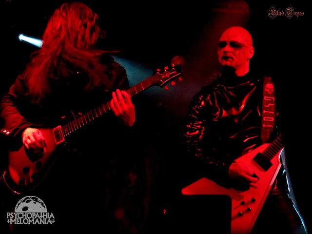 Richard Shaw & Ashok (Cradle of Filth)