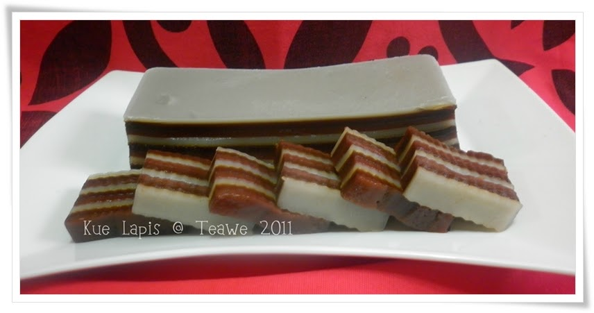 Image Result For Resep Kue Lapis