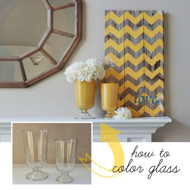 How to Color Glass from Delightfully Noted