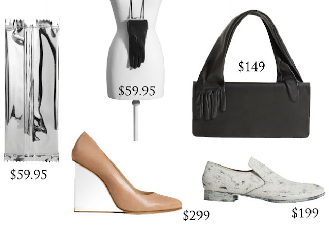 margiela for H&amp;M collection prices