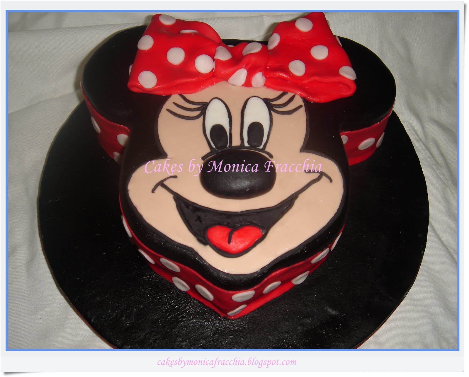 Tortas decoradas Minnie Mouse - Imagui