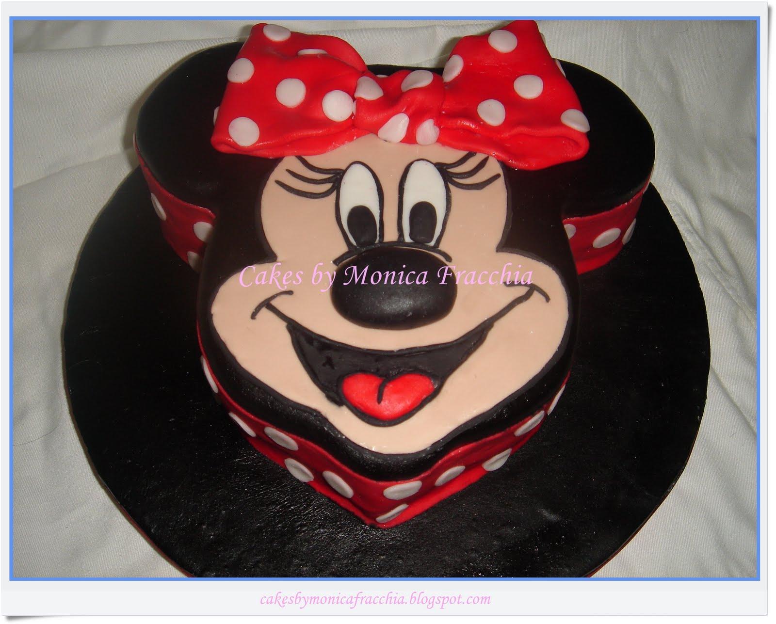 Tortas decoradas Minnie Mouse - Imagui