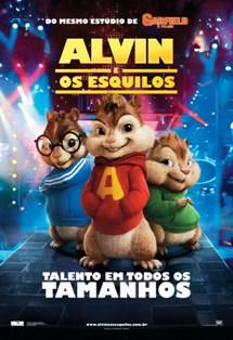 Assistir Alvin e os Esquilos – Dublado