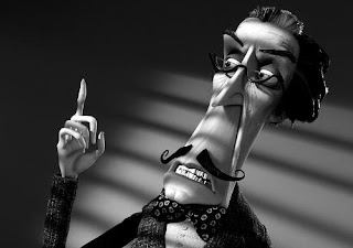 "Victor's science teacher ""Frankenweenie"" 2012 aninmatedfilmreviews.blogspot.com"