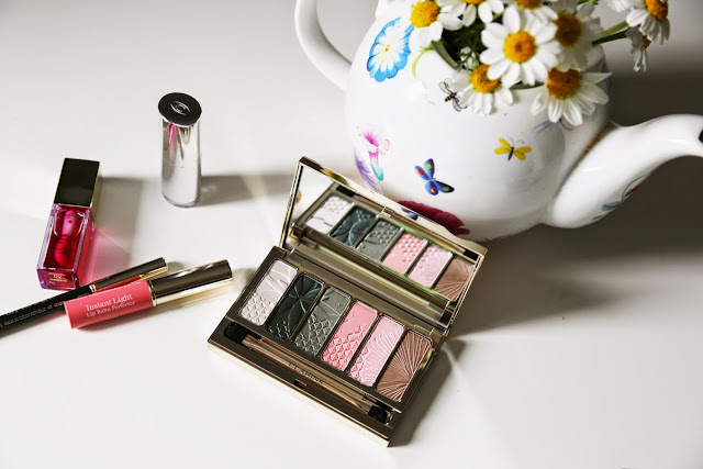 paleta Garden Escape Clarins maquillaje primavera