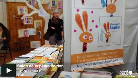 Lecture. Le festival de la petite édition accueille 2 000 visiteurs  (Ouest France - La Baule)